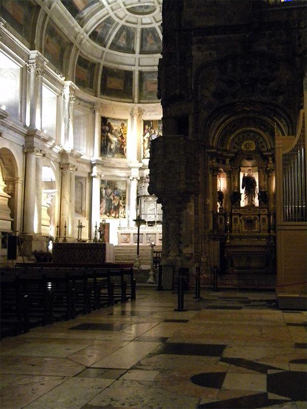 En los Jerónimos