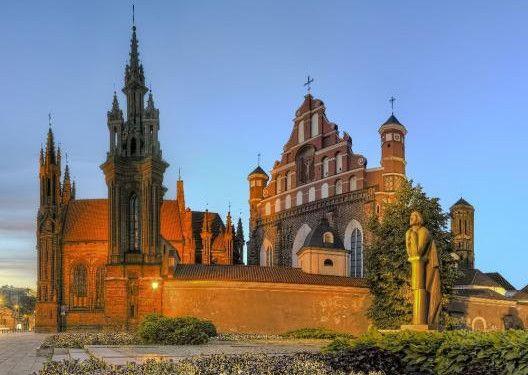 Lituania ingresará a la Eurozona y facilitará el turismo.