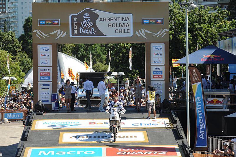 Rosario será sede del campamento final de la competencia.