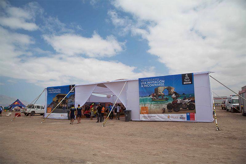 Antofagasta alberga uno de los desiertos más áridos del mundo.