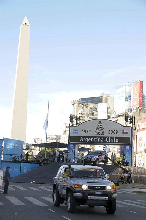 La competencia tendrá a la ciudad capital como sede de la largada simbólica en 3 de enero.