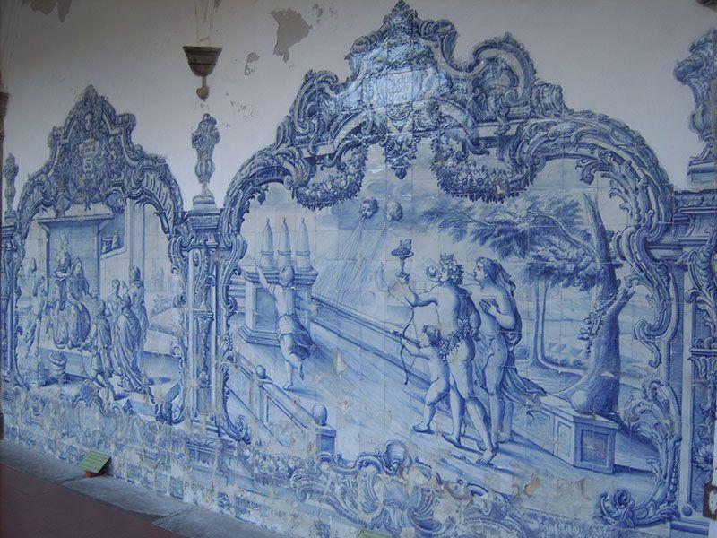 Los azulejos de influencia portuguesa son el secreto mejor guardado de San Francisco.
