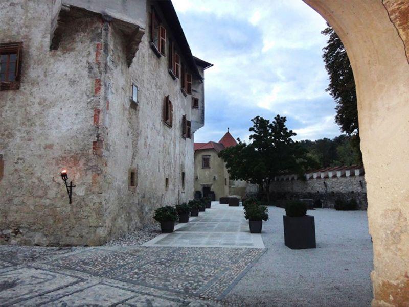 Antaño hogar de nobles y fortaleza