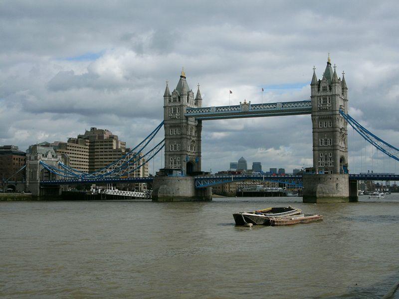 Una de las bellezas más sobresalientes de Londres