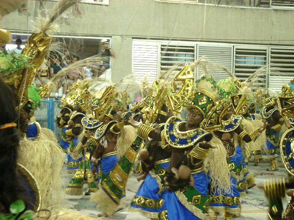 Río es sinónimo de carnaval
