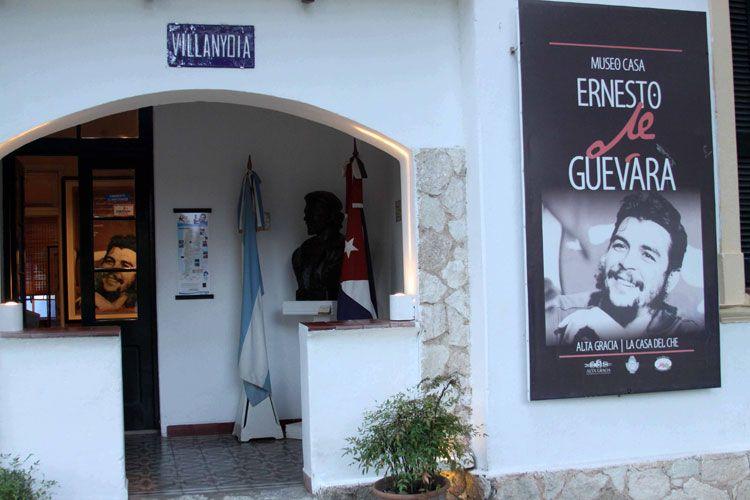 El Museo del Che es visitado por viajeros de todo el mundo que desean profundizar en su historia.