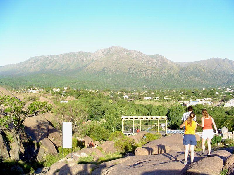 En Capilla del Monte