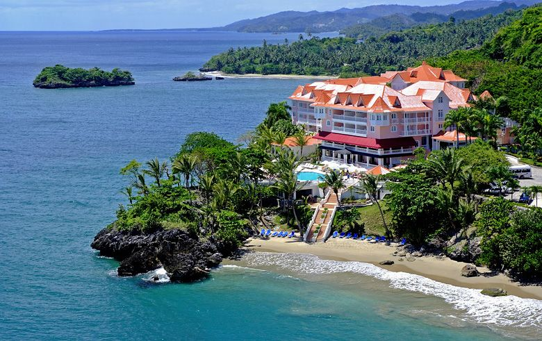 La propuesta: unas inolvidables vacaciones en la propiedad de Bahía Principe en Samaná.