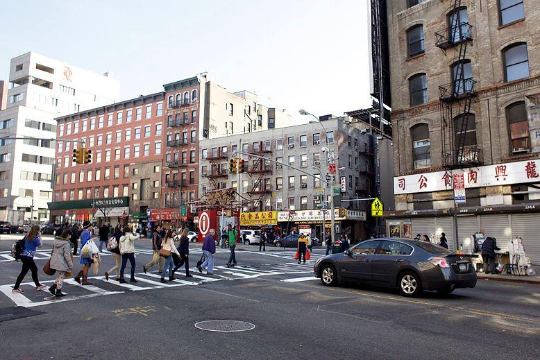 Chinatown es uno de los distritos elegidos para pasear por los turistas y locales que transitan por  la gran urbe.