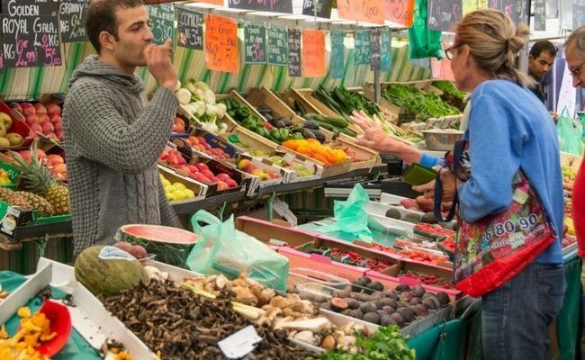 Mercados callejeros de Europa