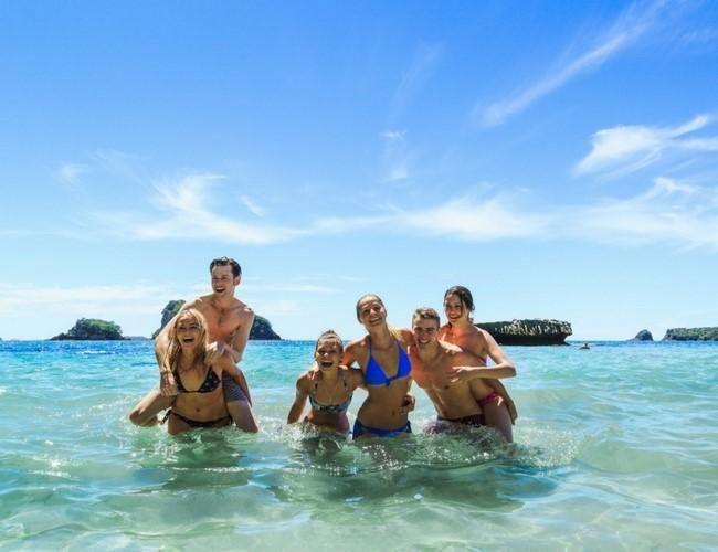 Seis espectaculares destinos a orillas del agua