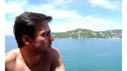 altText(Luciano D'Alessandro se enamoró de Ixtapa - Zihuatanejo)}