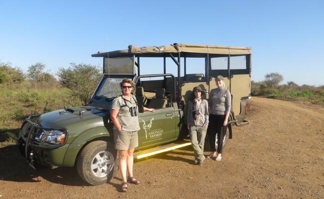 Experiencia salvaje en el Parque Nacional Kruger