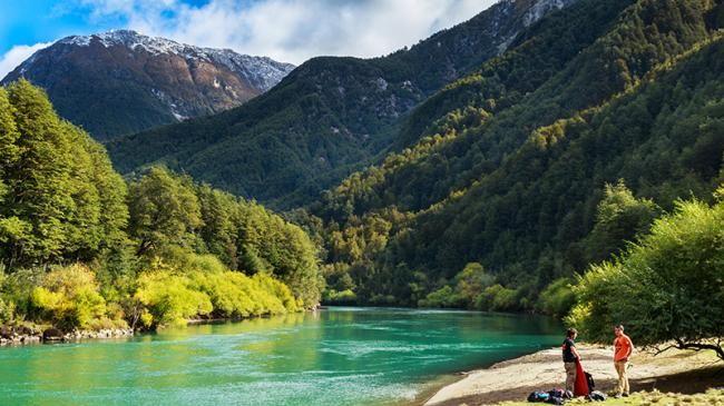 Una semana explorando los escenarios naturales