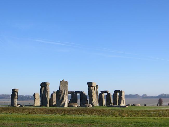 Una escapada a los misterios de Stonehenge