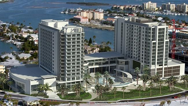Nuevos hoteles para St. Pete/Clearwater