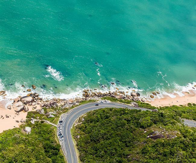 Dime cómo eres y te diré qué playa de Brasil visitar