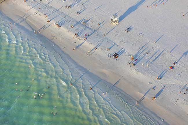 Un rosario de playas paradisíacas