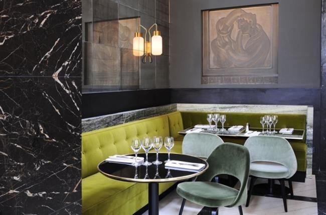 Cuando el arte se traslada a los restaurantes