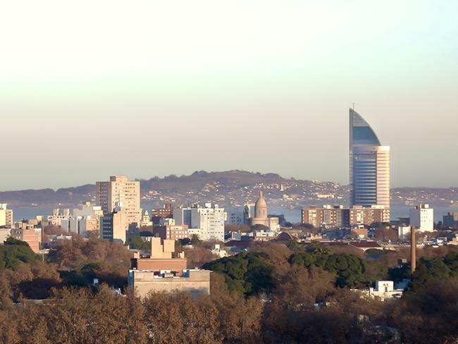 24 horas en Montevideo