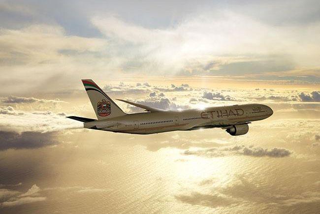 Etihad Airways, una experiencia 5 estrellas