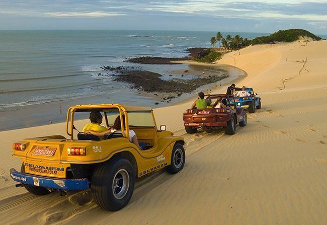 Brasil, la meca del turismo argentino