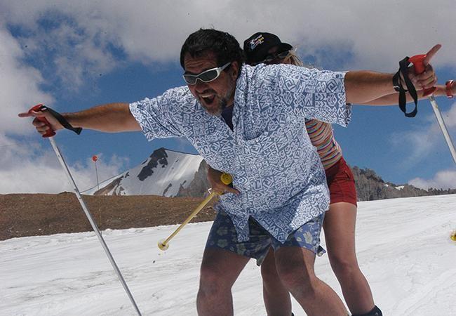 Las Leñas: esquí también en verano
