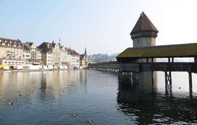 Irresistible belleza en el corazón de Suiza