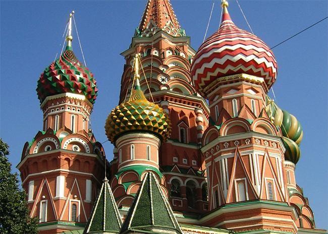 Lo imprescindible de Rusia