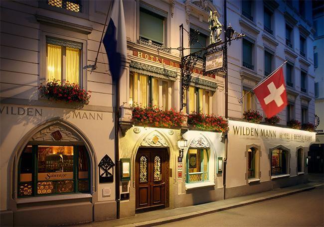 Historia, elegancia y distinción en Lucerna