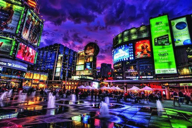 Toronto: la metrópoli apacible