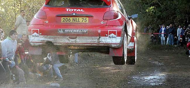33º edición del Rally Mundial de Argentina