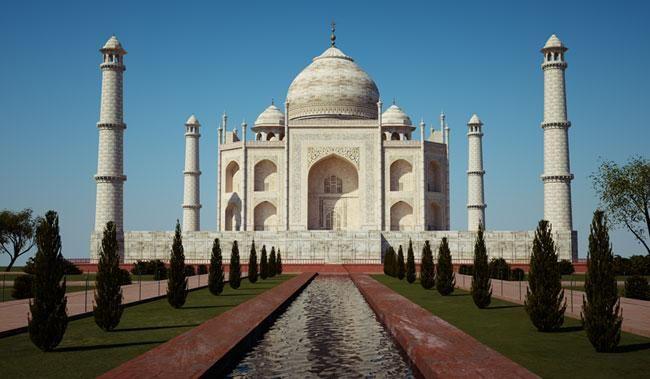 India, una maravilla que enaltece Asia