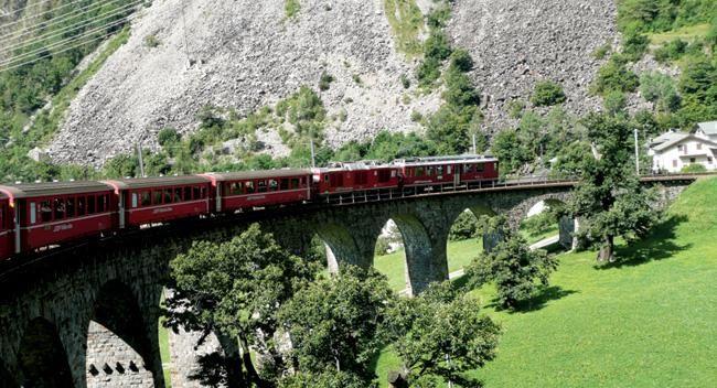 Suiza: las rutas del placer y la adrenalina