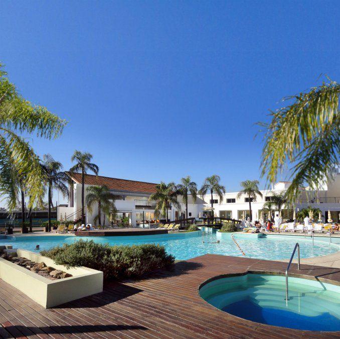 Los Pinos Resort & Spa Termal propone un sistema all-inclusive y actividades deportivas