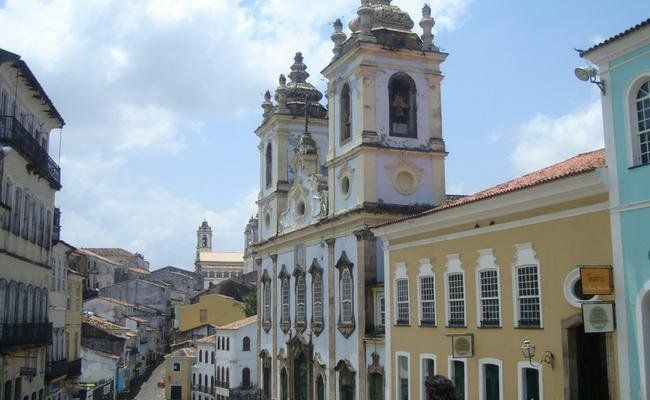 Barrios históricos de América Latina