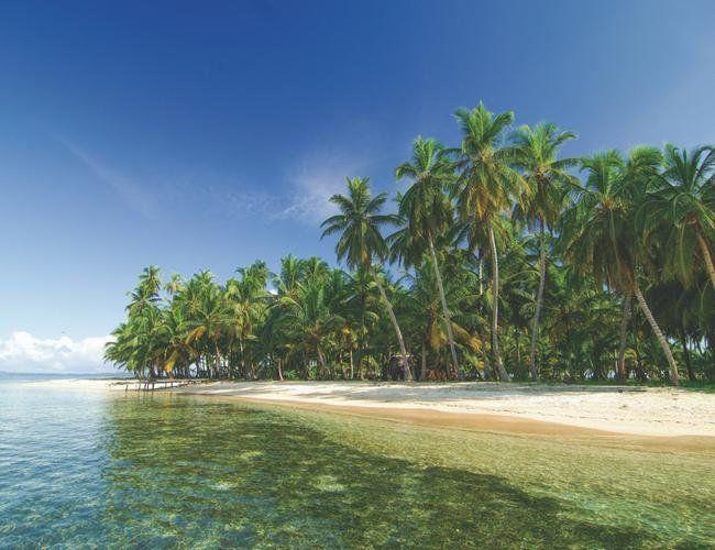 Playas de ensueño en el Pacífico y el Caribe