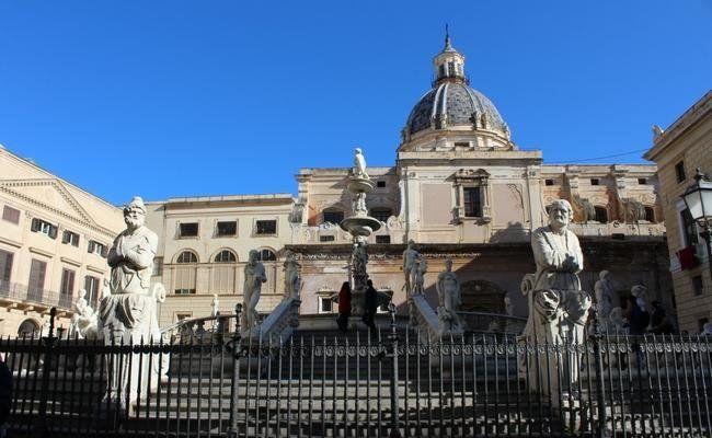 24 horas en Palermo