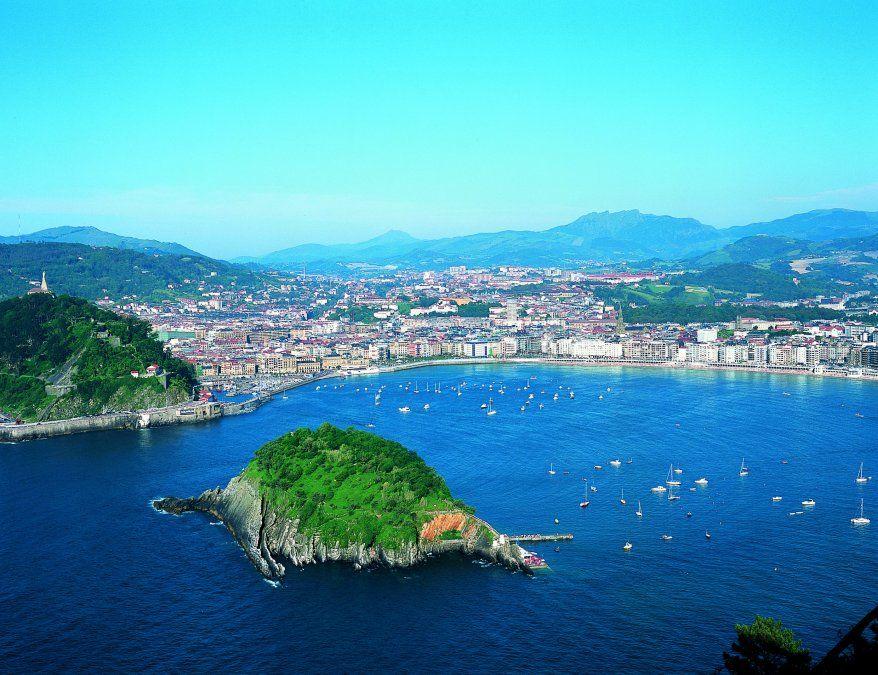 Playas para el relax o la diversión en Donostia/San Sebastián.