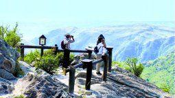 Avistaje de Aves en el Parque Nacional Quebrada del Condorito.