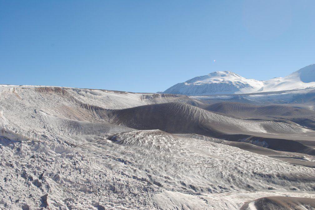 Uno de los increíbles vistas que se disfrutan en la travesía de Corona del Inca