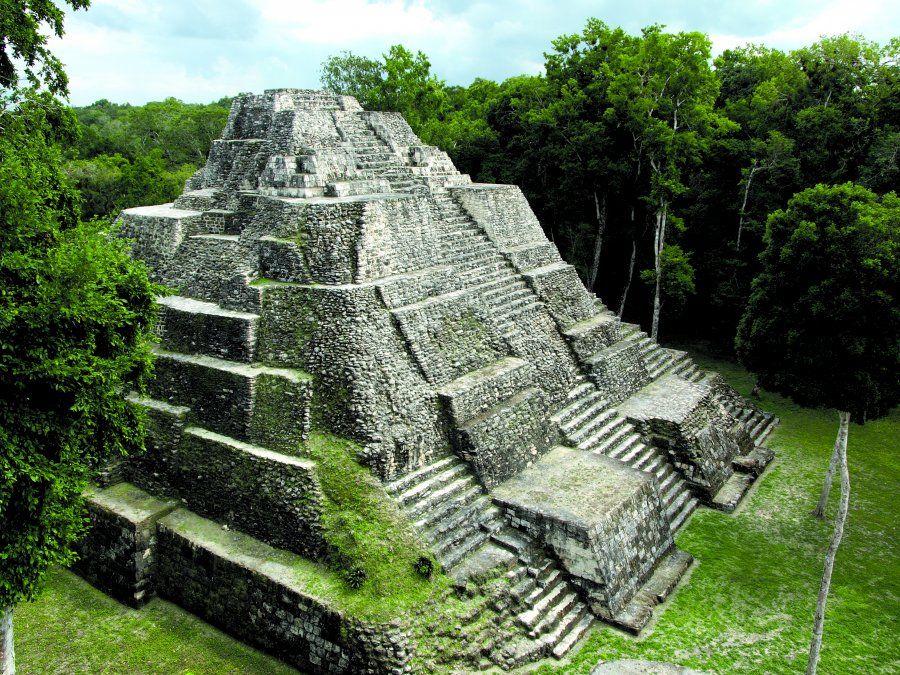 Los tesoros mayas de Guatemala