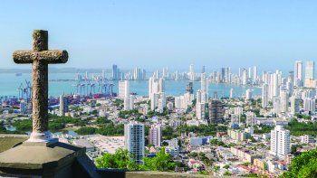 El paraíso y la belleza están en Colombia