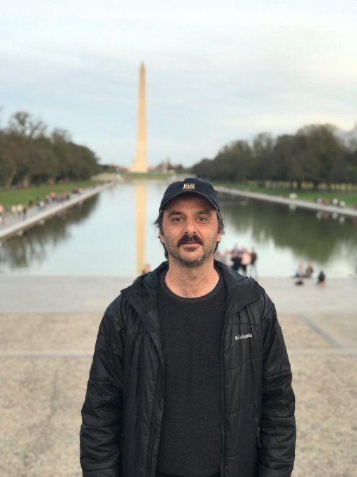 Piazzolla: La música y el fútbol son grandes motivaciones para viajar