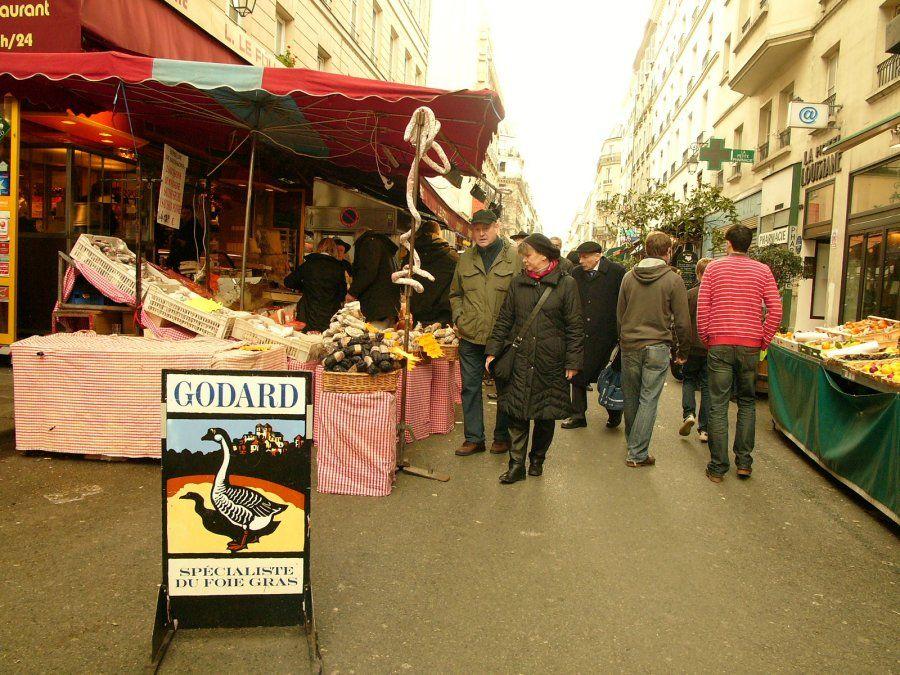 Cuatro imperdibles mercados callejeros de Europa