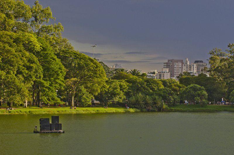 Una postal del Parque do Ibirapuera. (FotoVisit Brasil)