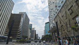 La Avenida Paulista, una arteria imponente en la urbe.(FotoVisit Brasil)