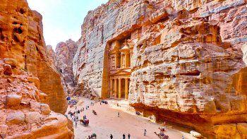 Petra: un hechizo de piedra que cautiva en Jordania