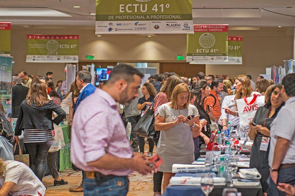 ECTU: el primer gran encuentro del año