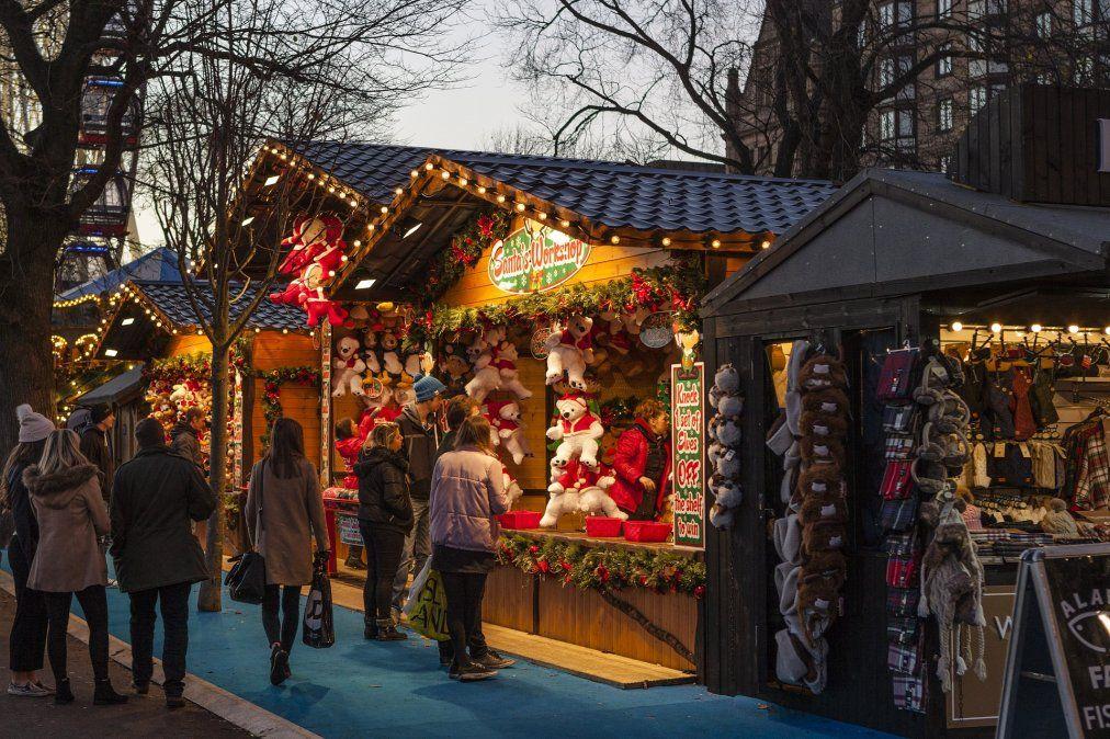 Cada ciudad reserva sorpresas únicas en Navidad y Año Nuevo
